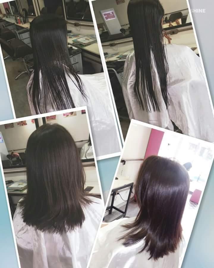 Corte e escova cabeleireiro(a) maquiador(a) stylist