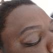 Design de sobrancelhas, acabamento com sombra. #designdesobrancelhas