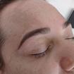 Design de sobrancelhas com henna #design #henna