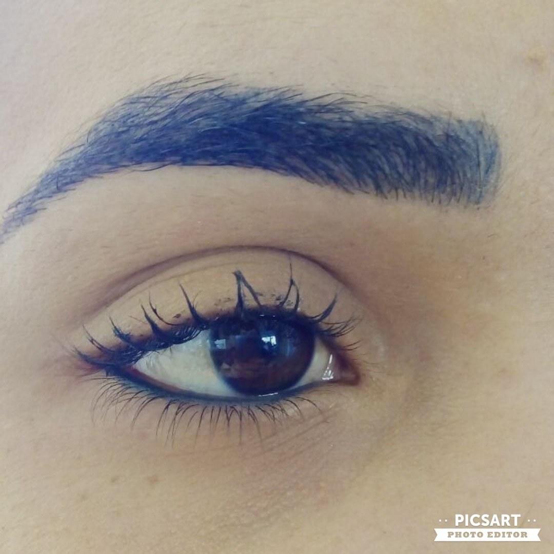Micropigmentação (Olhos) estética micropigmentador(a) cabeleireiro(a) depilador(a) designer de sobrancelhas