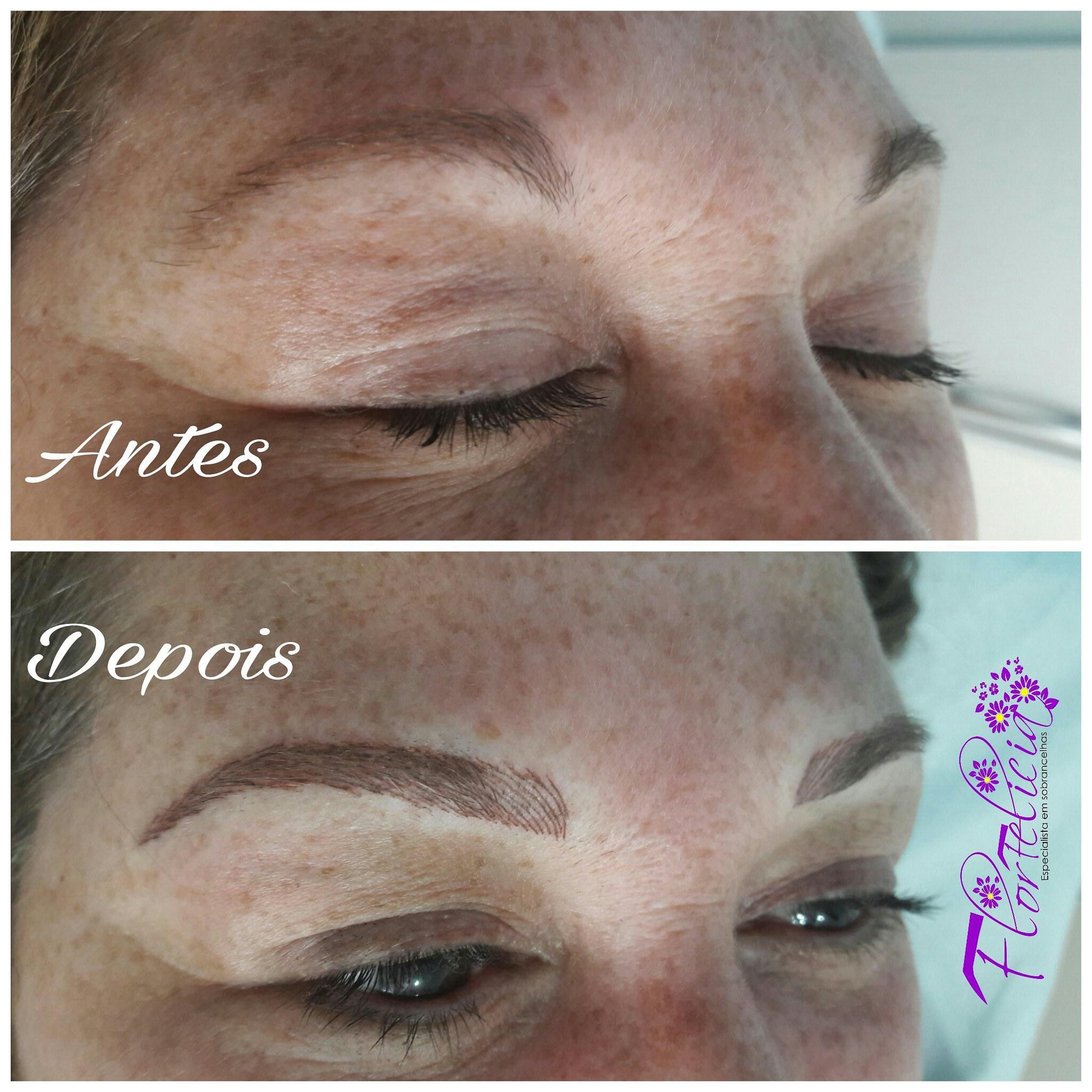 Foi a fio realismo outros dermopigmentador(a) maquiador(a) designer de sobrancelhas docente / professor(a)