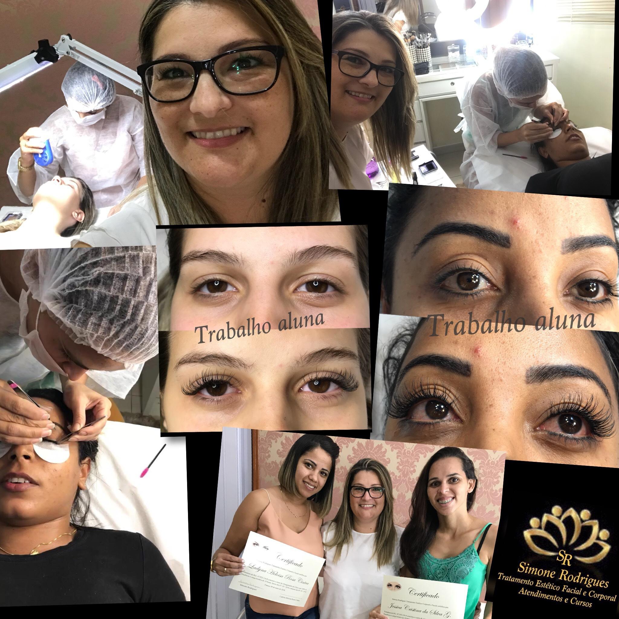 #cursoextensaodecilios #curso #cilios #simonerodriguesdepil outros designer de sobrancelhas esteticista depilador(a) micropigmentador(a)
