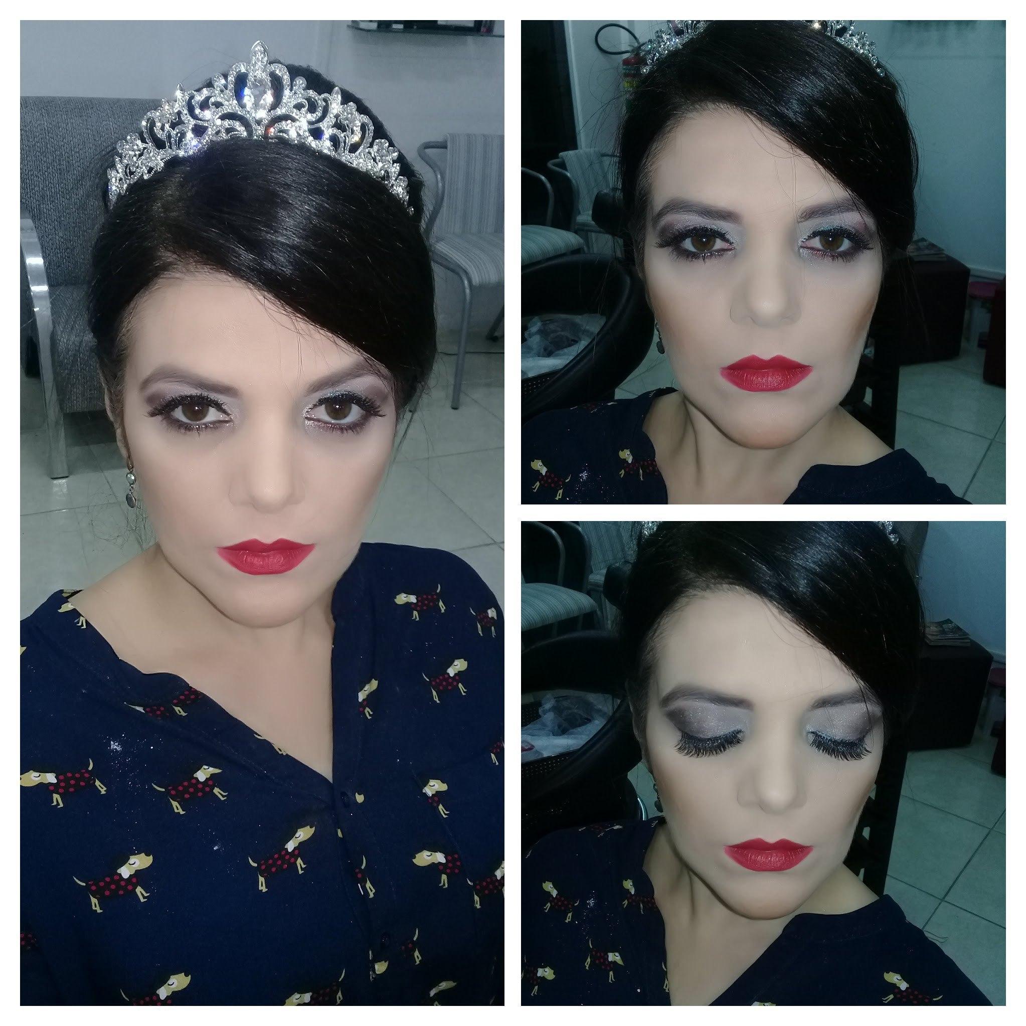 Penteado e maquiagem  maquiagem micropigmentador(a) cabeleireiro(a) maquiador(a)