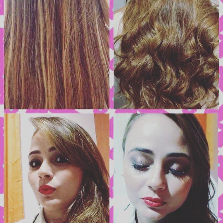maquiagem cabeleireiro(a) cabeleireiro(a)