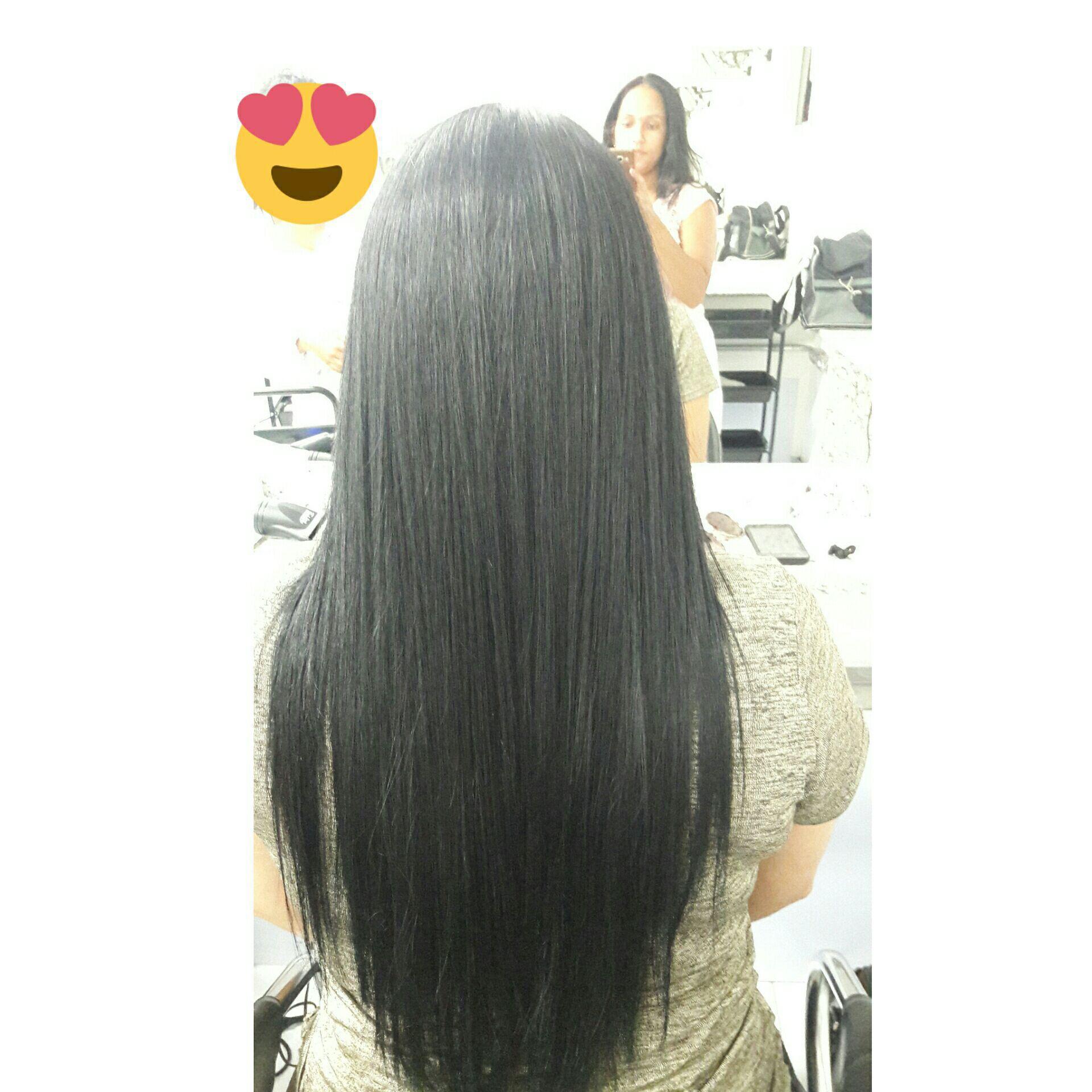 Progressiva ❤ cabelo auxiliar cabeleireiro(a)