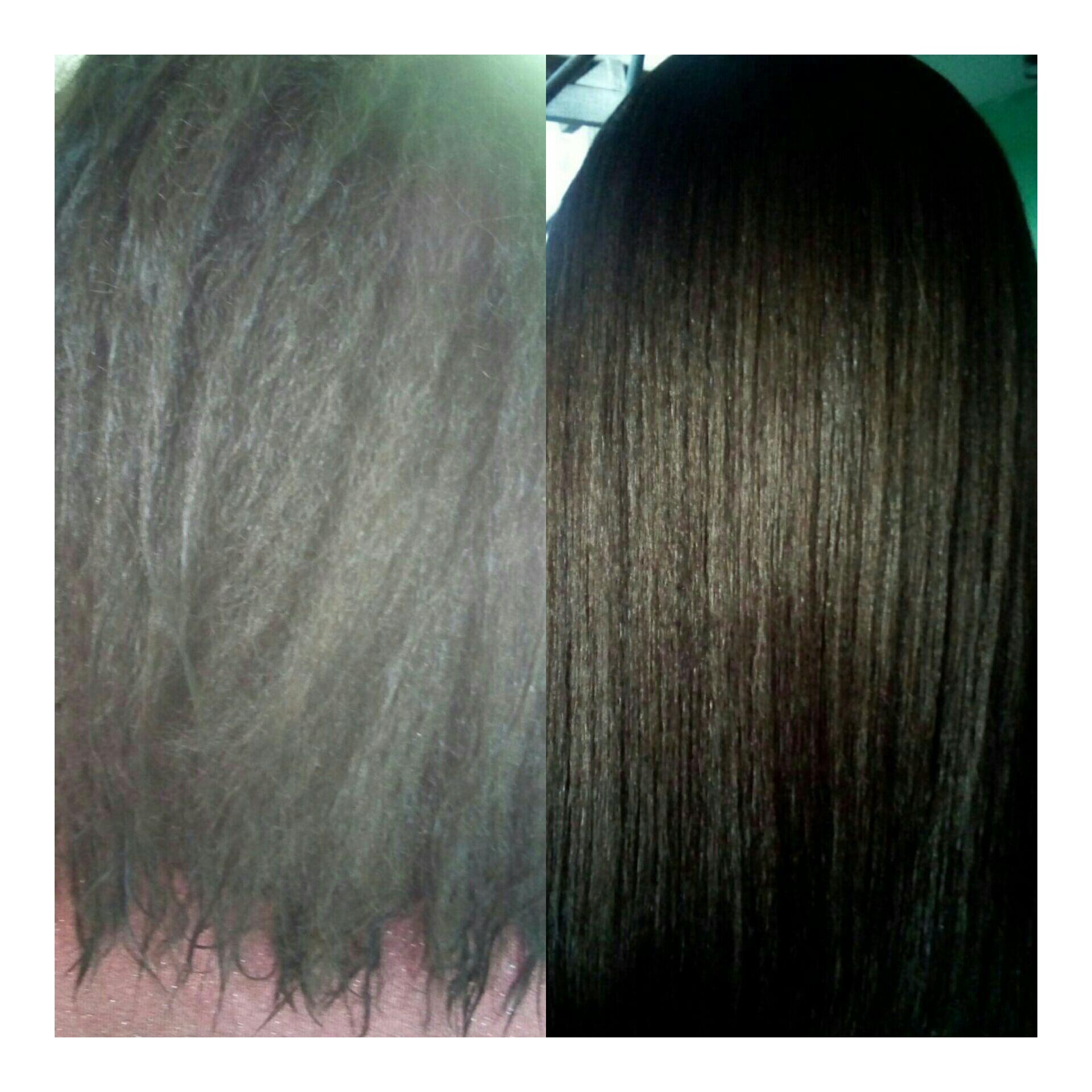 Botox❤ cabelo auxiliar cabeleireiro(a)