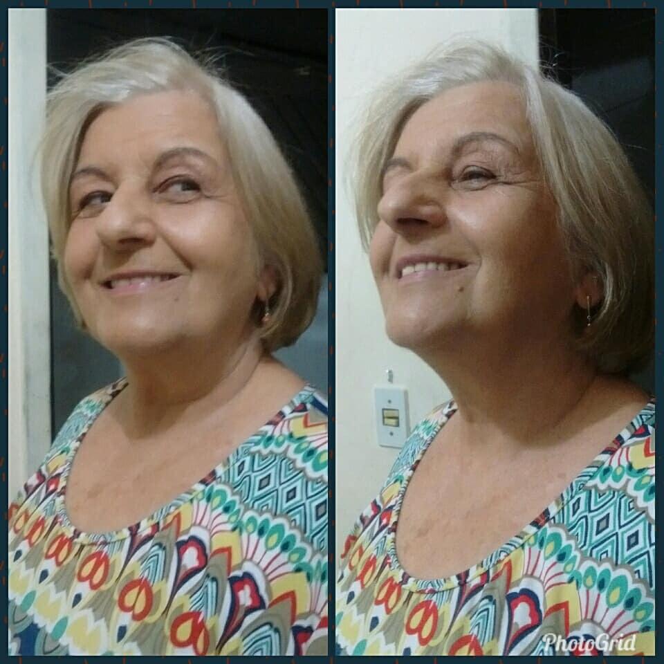 Mechas para cabelos brancos cabelo auxiliar cabeleireiro(a) designer de sobrancelhas