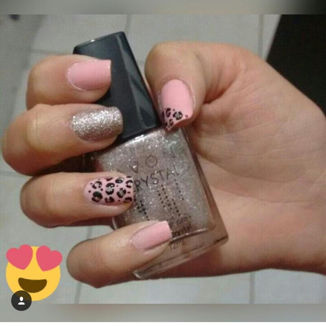 #delicada#oncinha#avon#esmalteavon#show#rosinha#nail unha manicure e pedicure maquiador(a) auxiliar cabeleireiro(a)