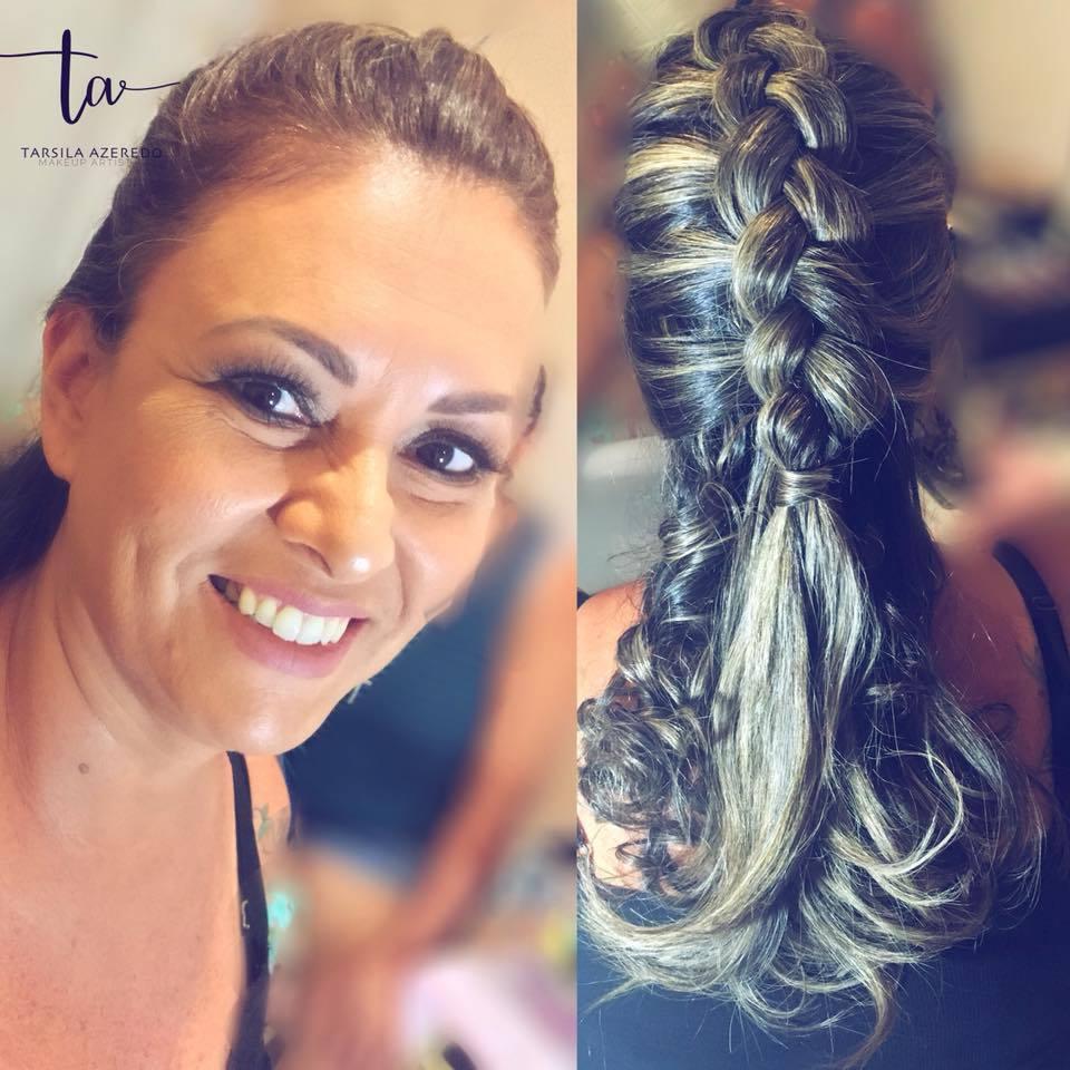 Foto Penteado E Maquiagem Para Mãe De Formanda Bangu