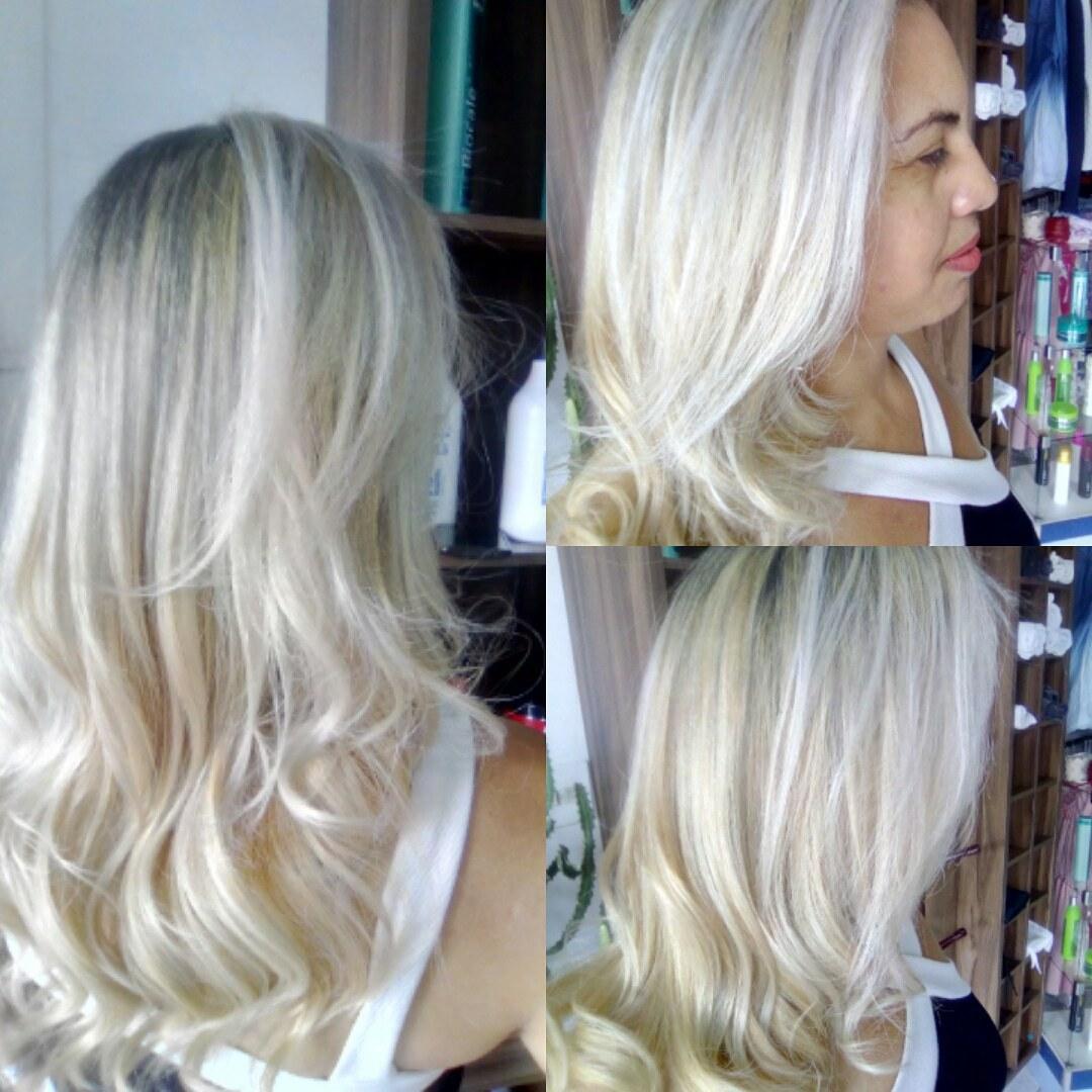 Mechas cabelo stylist / visagista