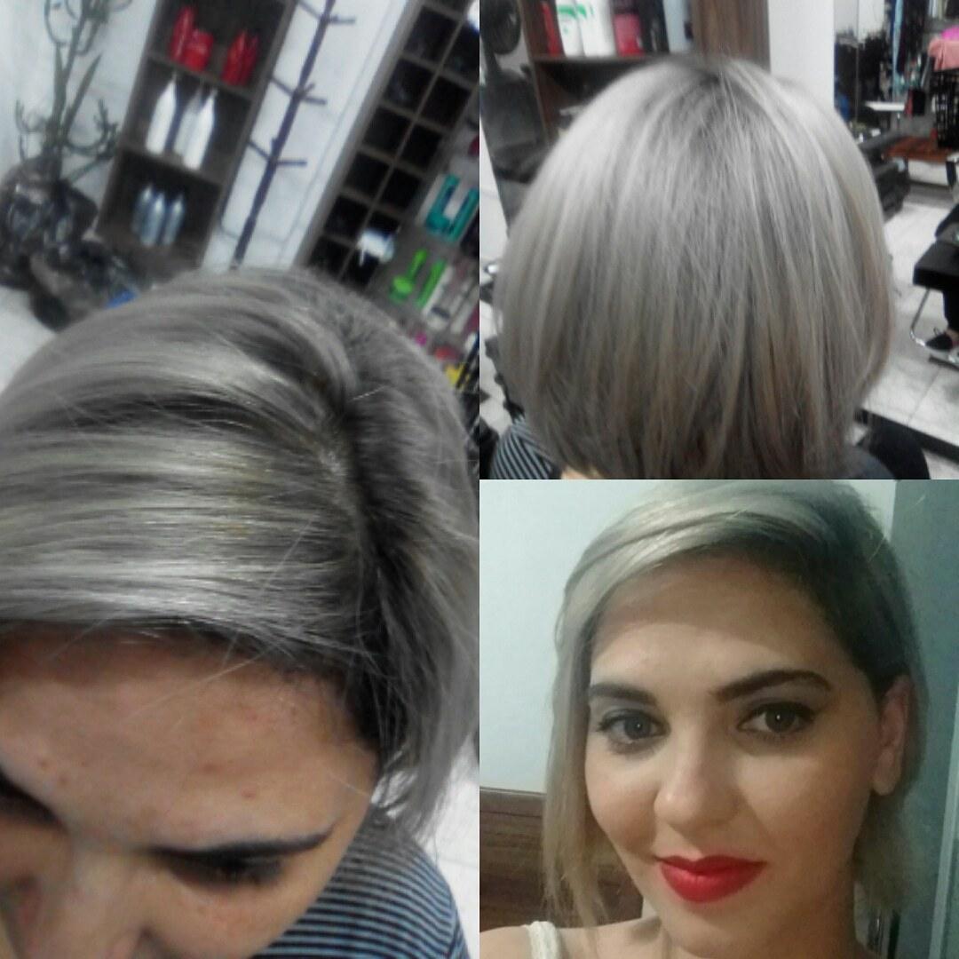Trasformação cabelo stylist / visagista