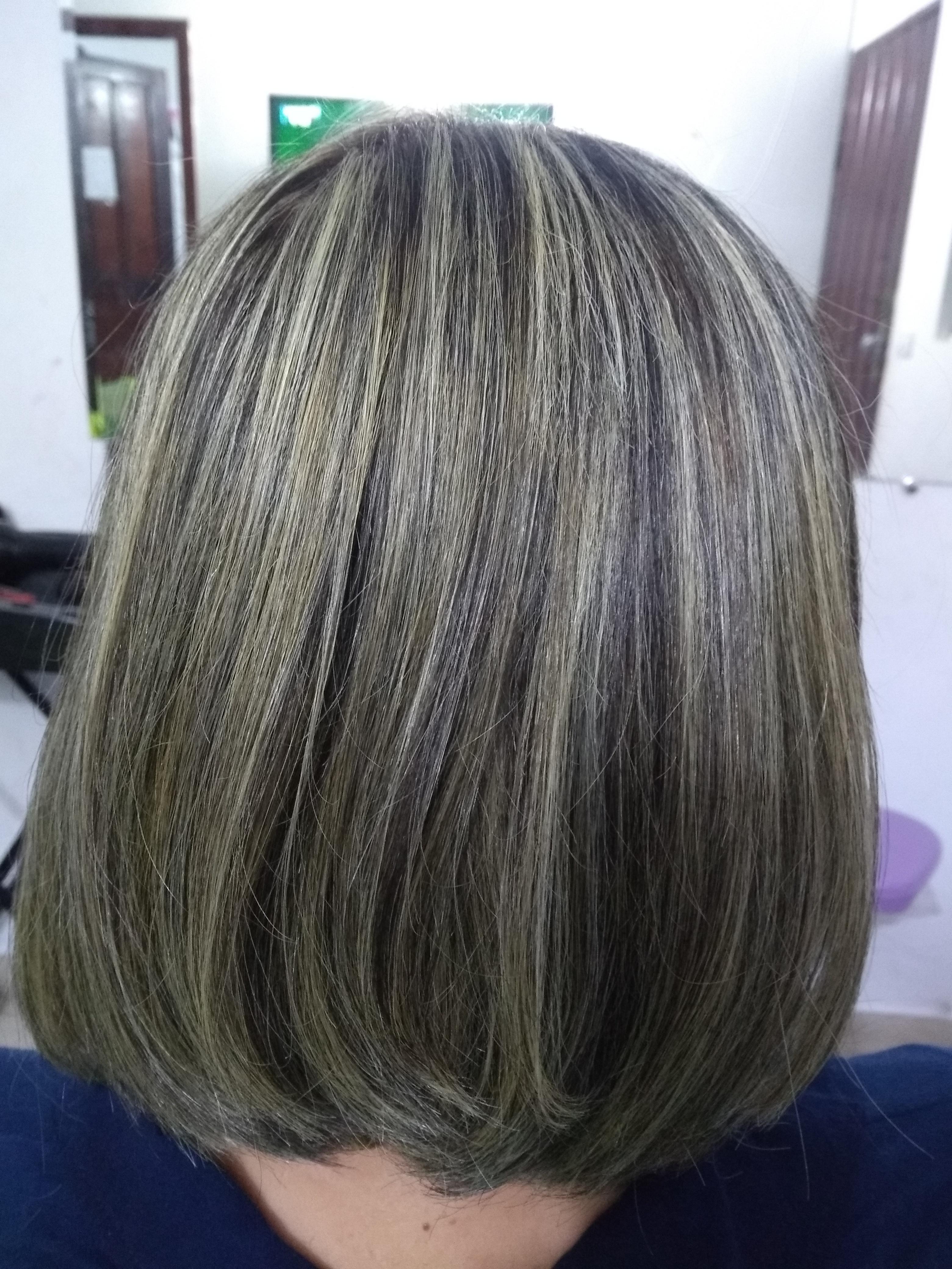 Cor+ corte= apaixonada por minha profissão😍😍 cabelo auxiliar cabeleireiro(a)