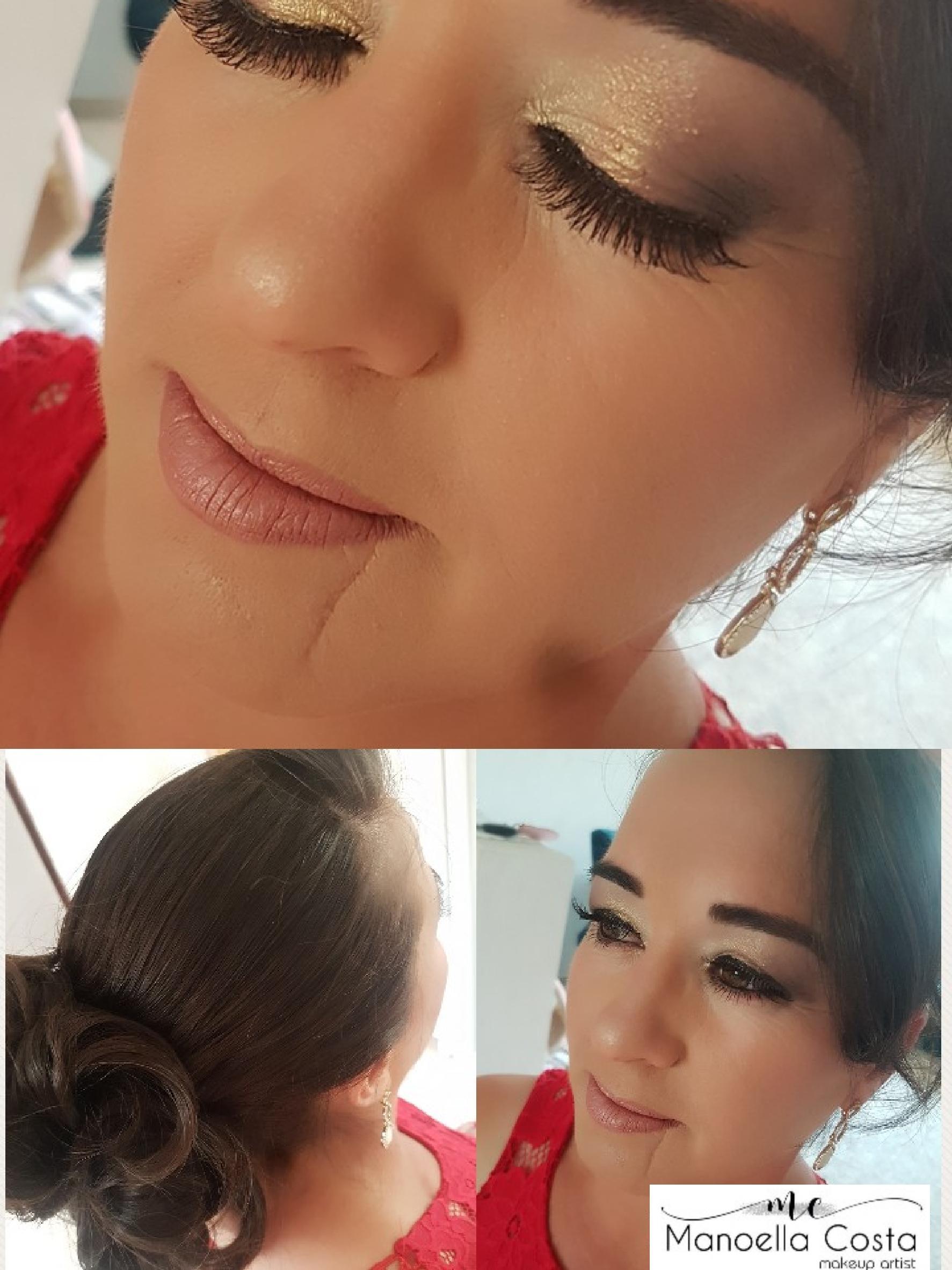 Maquiagem e Cabelo maquiagem maquiador(a) designer de sobrancelhas