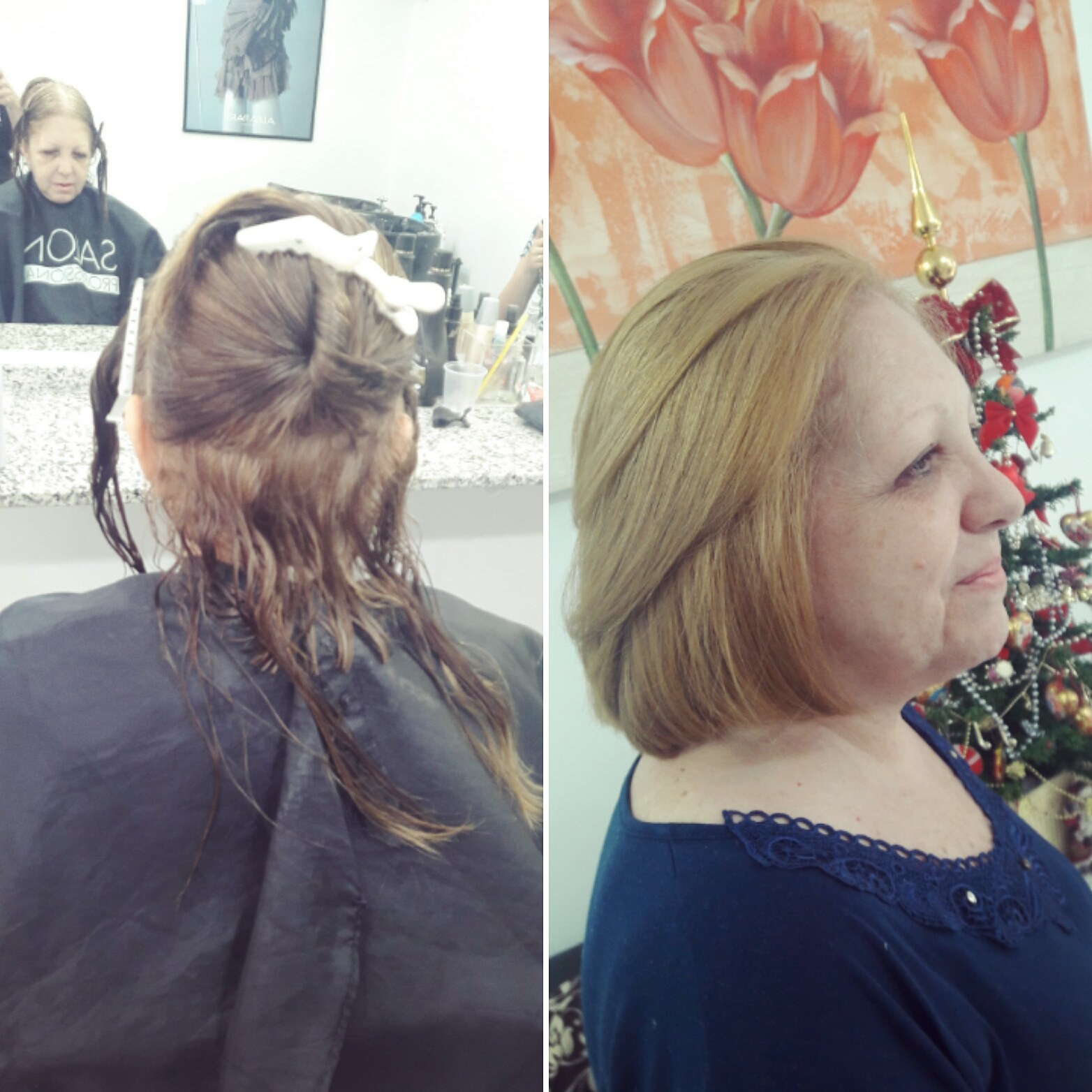Corte e progressiva.  cabelo cabeleireiro(a)