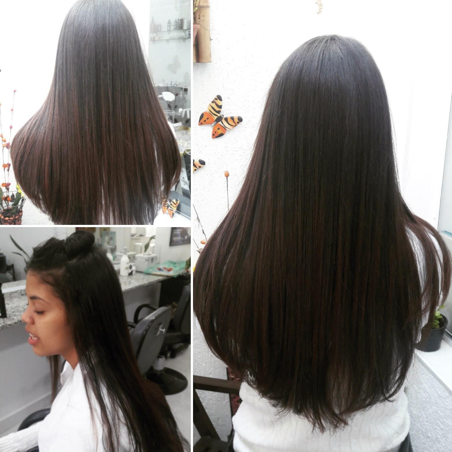 Progressiva. #alisamento #progressiva cabelo cabeleireiro(a)