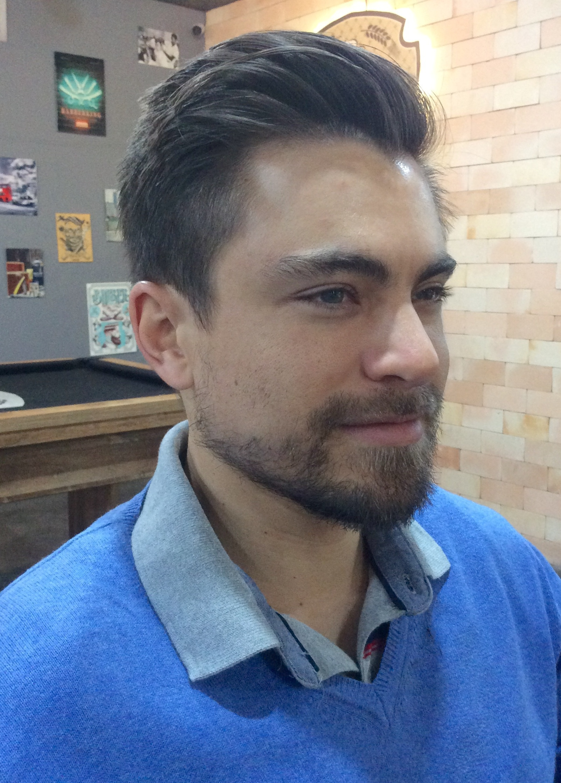 Social cabelo barbeiro(a)