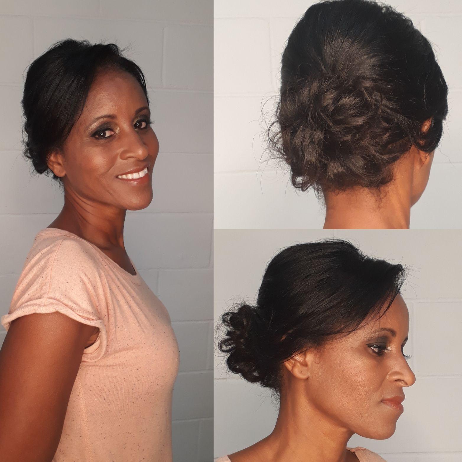 Aquele  presinho básico... cabelo cabeleireiro(a) maquiador(a) designer de sobrancelhas