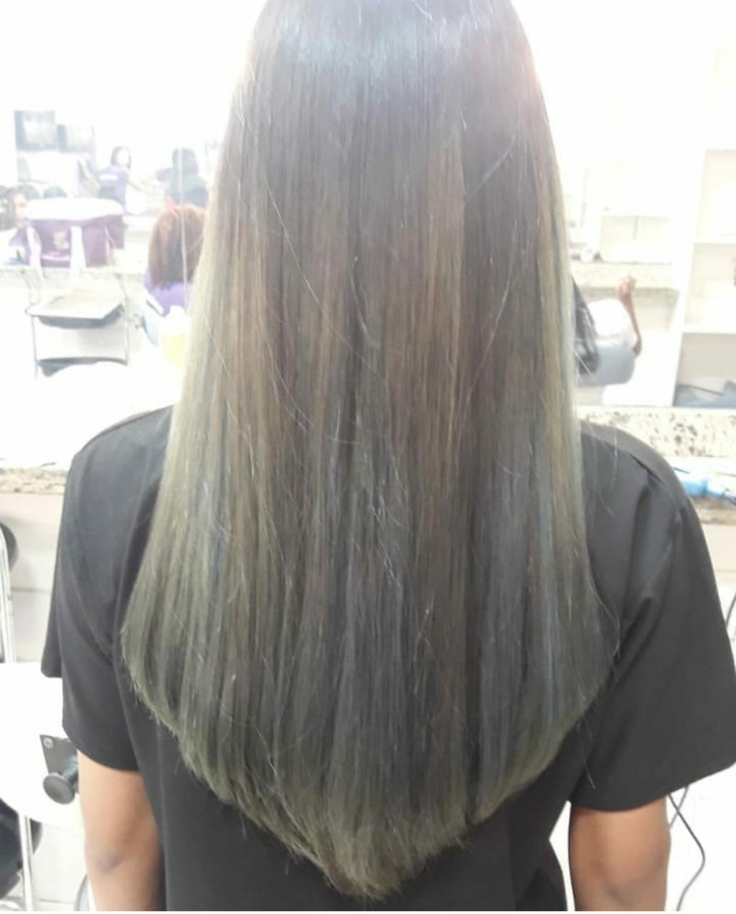 #cortev #hair #cabelo #loira #corte #morena #ombrehair  cabelo auxiliar cabeleireiro(a) maquiador(a) cabeleireiro(a)