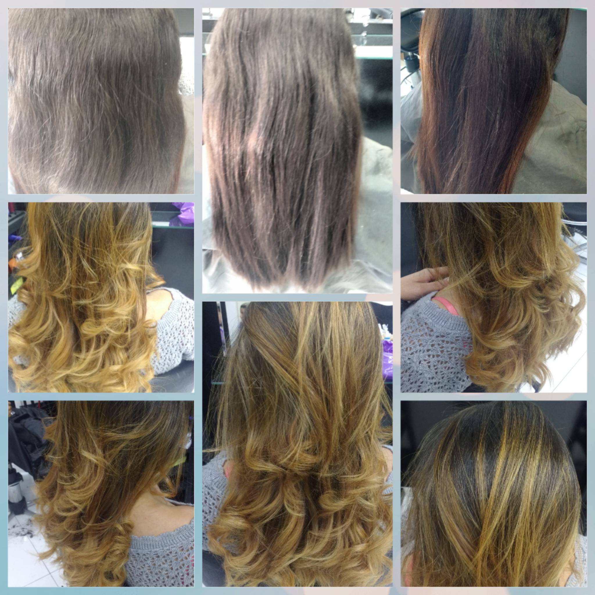 cabelo cabeleireiro(a) designer de sobrancelhas