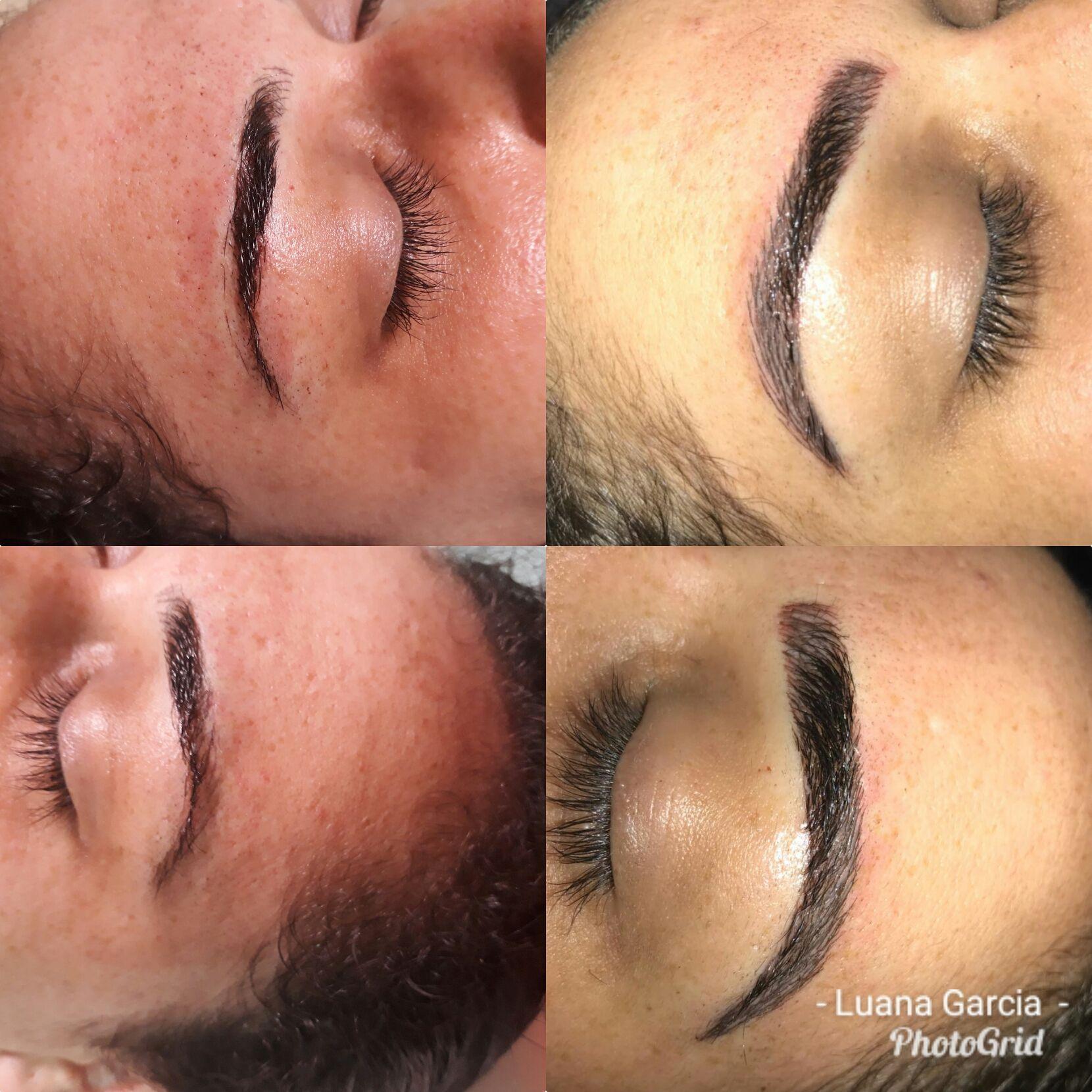 auxiliar cabeleireiro(a) designer de sobrancelhas assistente maquiador(a) escovista micropigmentador(a)