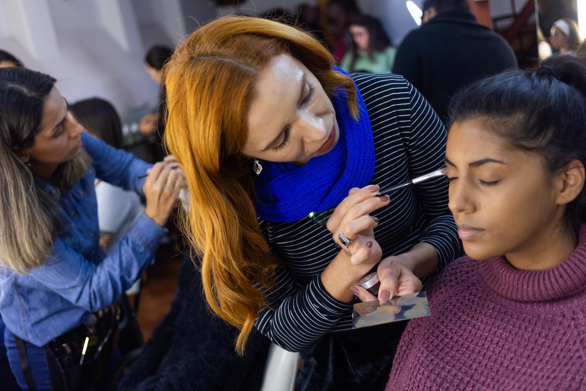 Curso Kryolan Argentina  maquiagem maquiador(a)