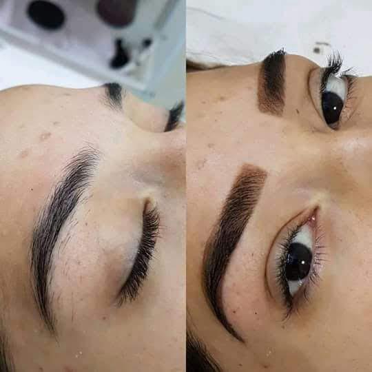 Designer de sobrancelhas e henna.  4 anos na area, com especialização visagista e ministro cursos. estética cabeleireiro(a) esteticista maquiador(a)