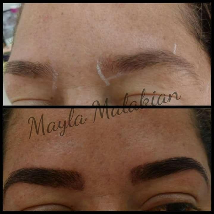 Design de sobrancelha outros cabeleireiro(a) designer de sobrancelhas maquiador(a)