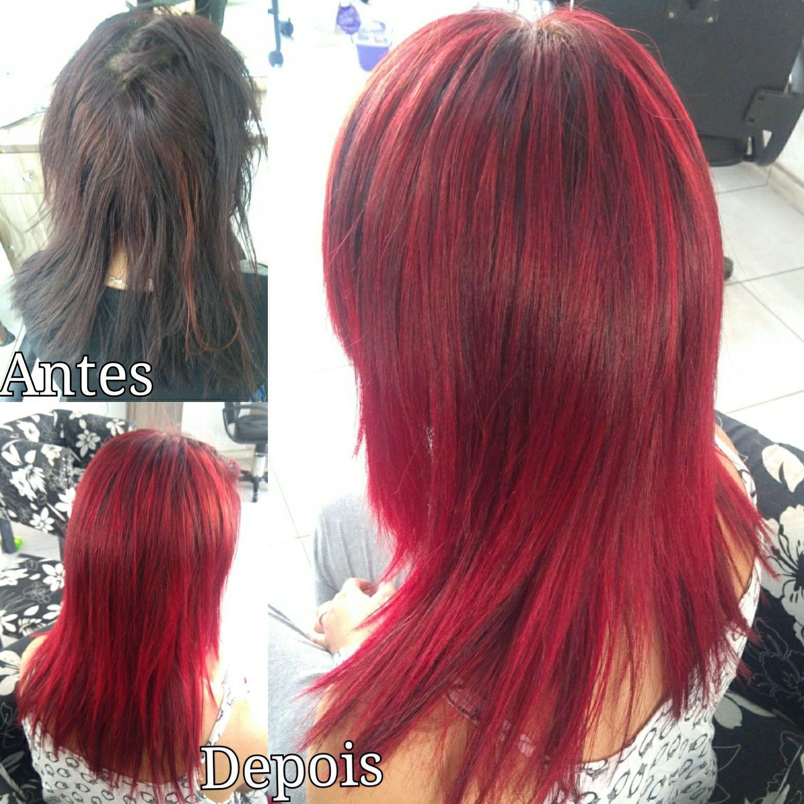 Mechas no papel com raíz esfumada. cabelo cabeleireiro(a) maquiador(a) escovista designer de sobrancelhas depilador(a)