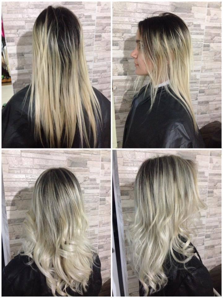 Correção de cor, Loiro diva  #Blond #loirosdossonhos #loirodivo #wella #Kpro cabelo cabeleireiro(a) auxiliar cabeleireiro(a)