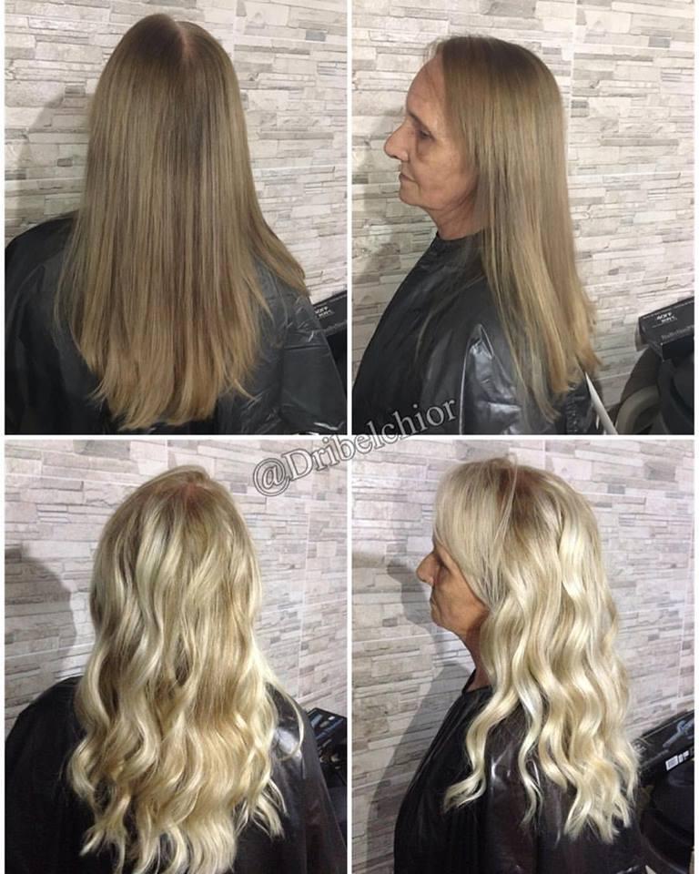 Loiro dos sonhos  #Blond #loirosdossonhos #loirodivo #wella #Kpro cabelo cabeleireiro(a) auxiliar cabeleireiro(a)