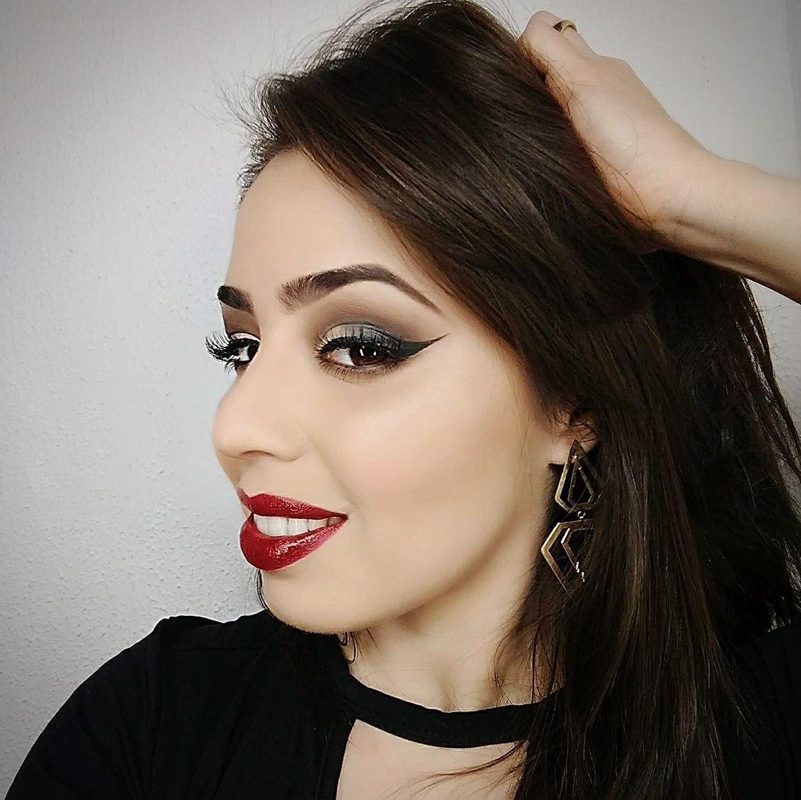 Cat eyes maquiagem maquiador(a) consultor(a) designer de sobrancelhas