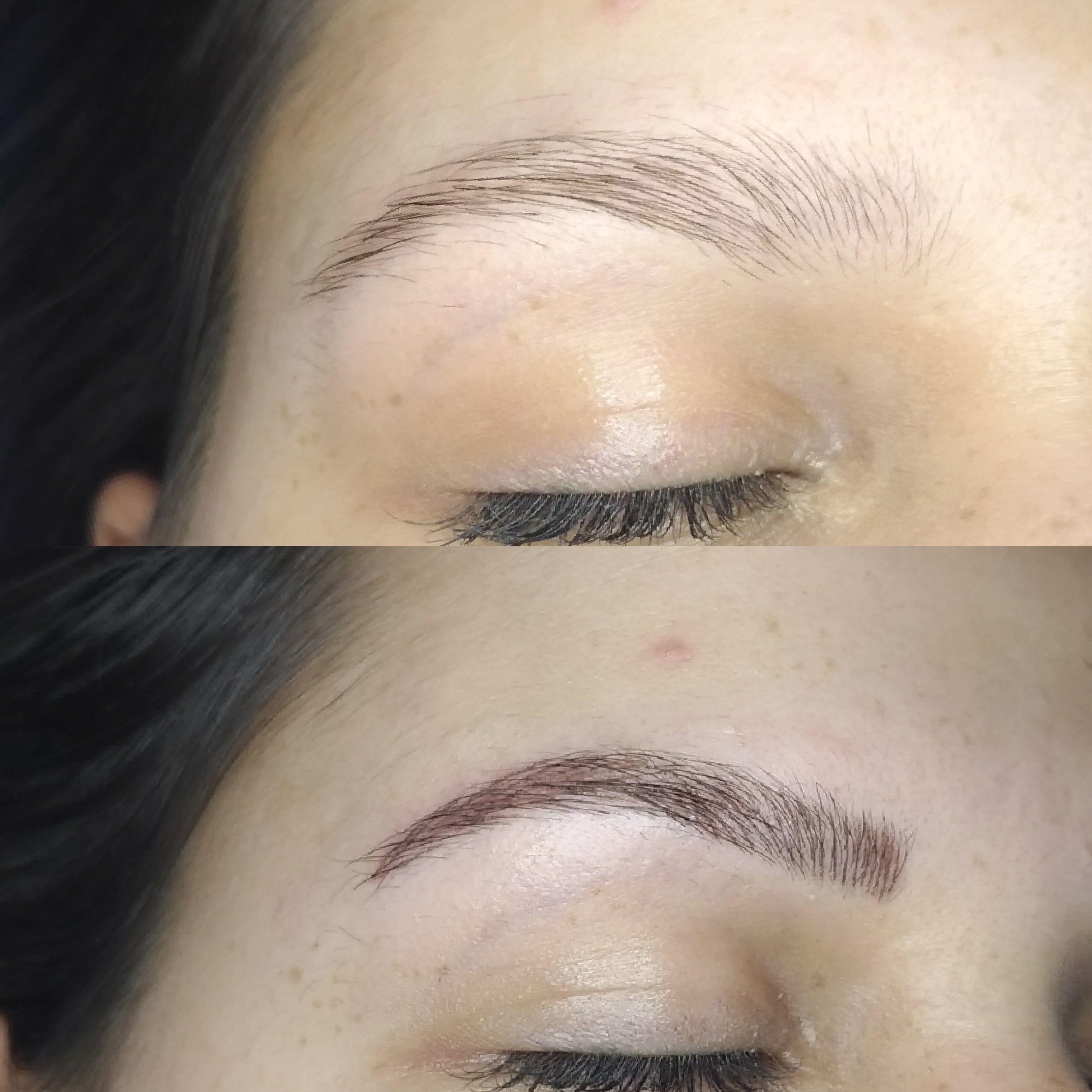 Micropigmentação fio a fio. estética esteticista designer de sobrancelhas micropigmentador(a) dermopigmentador(a) outros