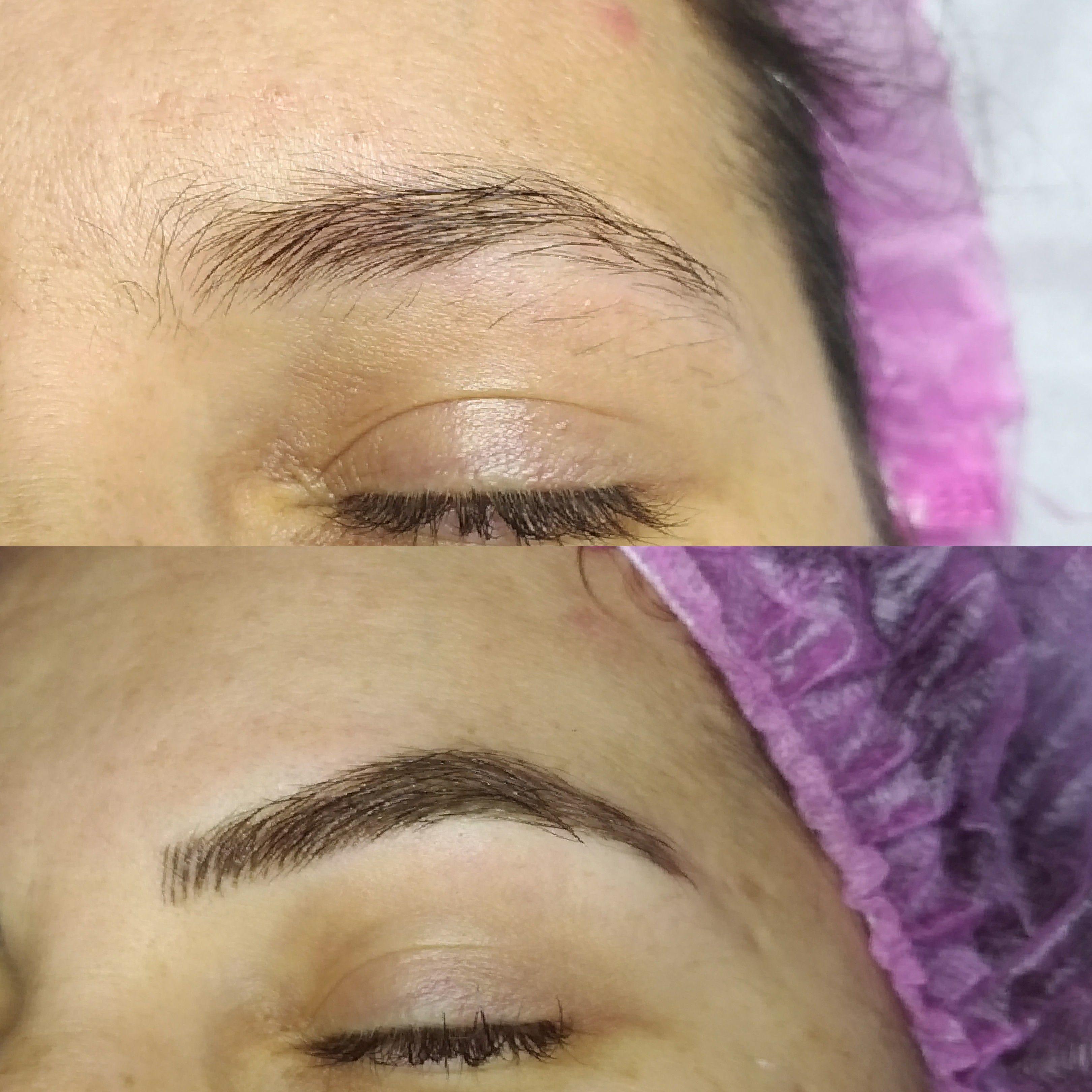 Micropigmentação fio a fio estética esteticista designer de sobrancelhas micropigmentador(a) dermopigmentador(a) outros