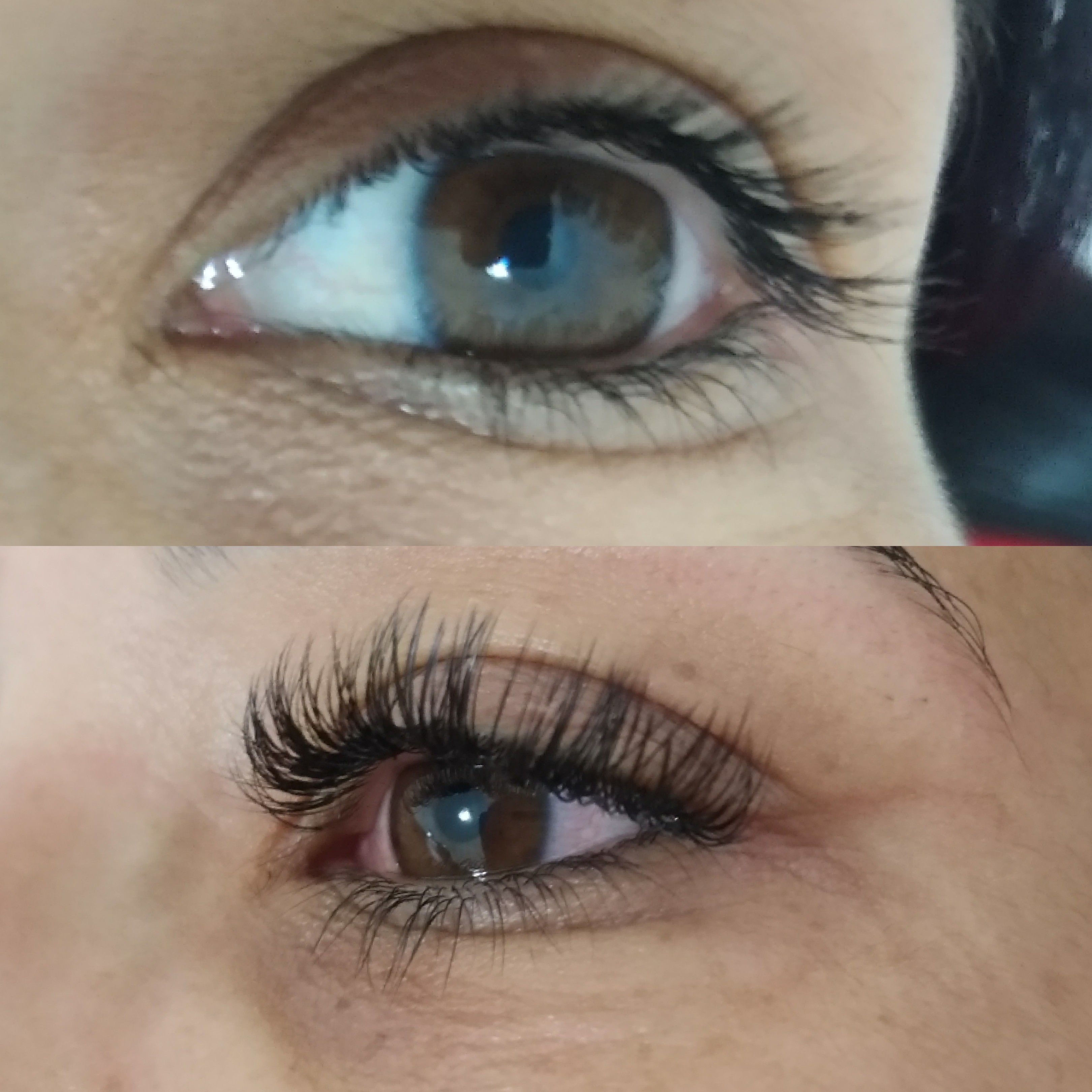 Alongamento de cílios fio a fio. estética esteticista designer de sobrancelhas micropigmentador(a) dermopigmentador(a) outros