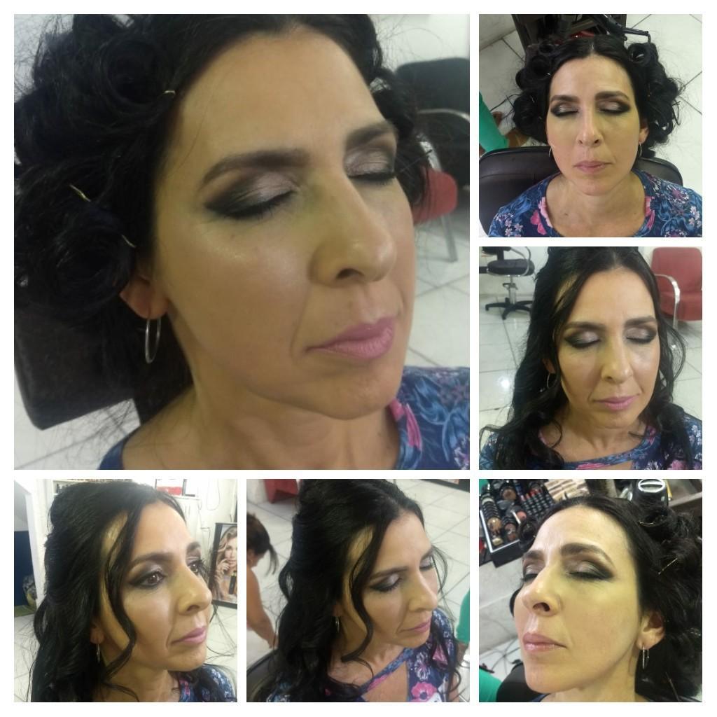 #pronta pra festa 🎶🎵🎼 maquiagem manicure e pedicure maquiador(a) auxiliar cabeleireiro(a)