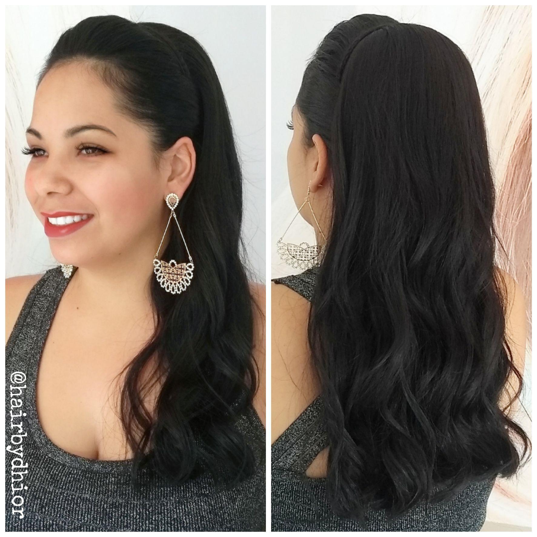 Penteado Tiara de Trança cabelo cabeleireiro(a)