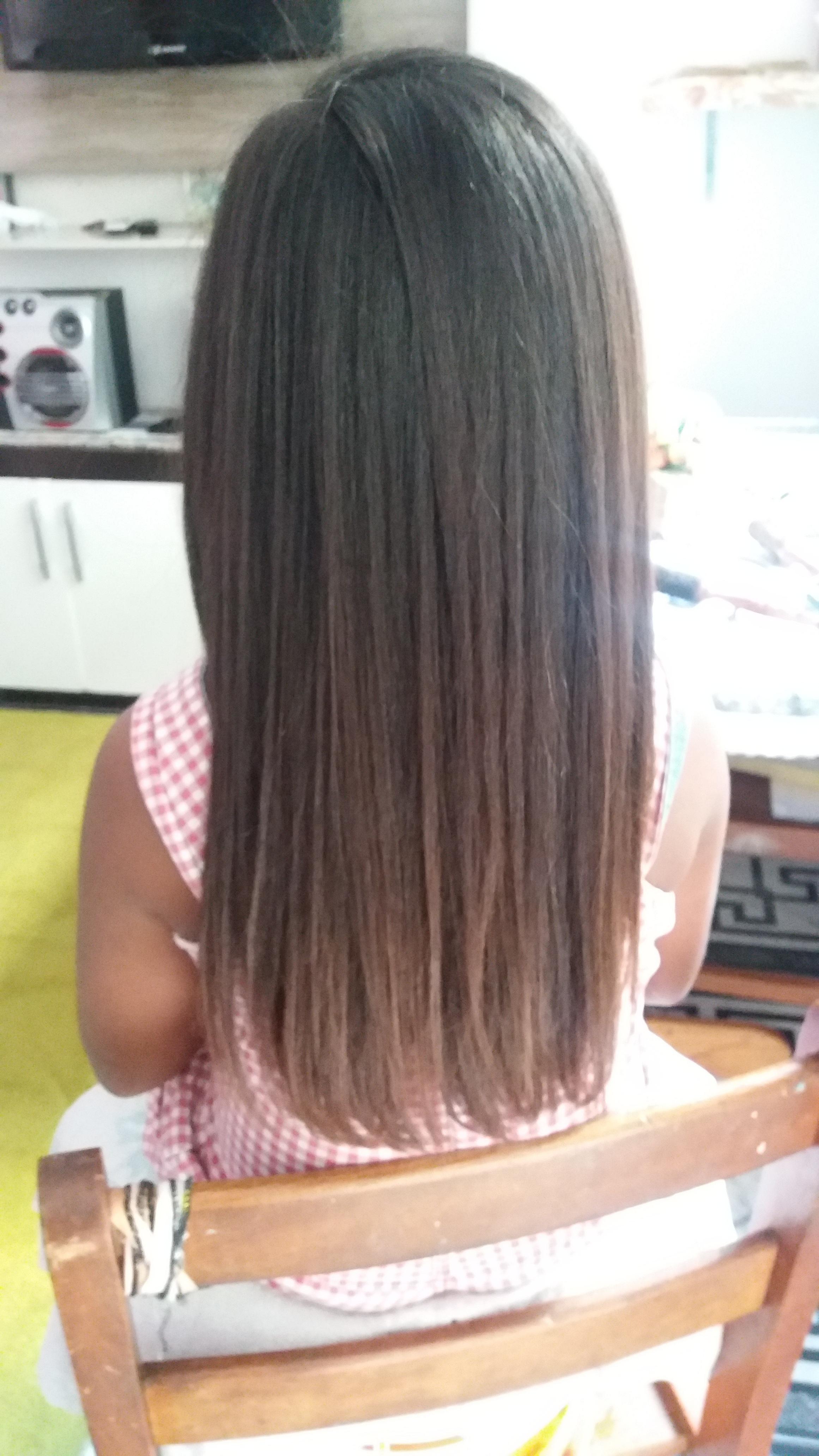 Olha eu sou uma pessoa bem cuidadosa gosto de coisas profissional gosto de tudo perfeito cabelo auxiliar cabeleireiro(a)
