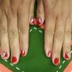 💅 Mãos Vermelho Lindo da La Femme ❤ Marta do Carmo 💅