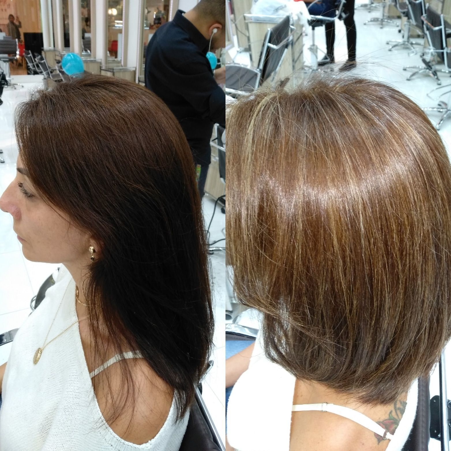 cabeleireiro(a) designer de sobrancelhas cabeleireiro(a)