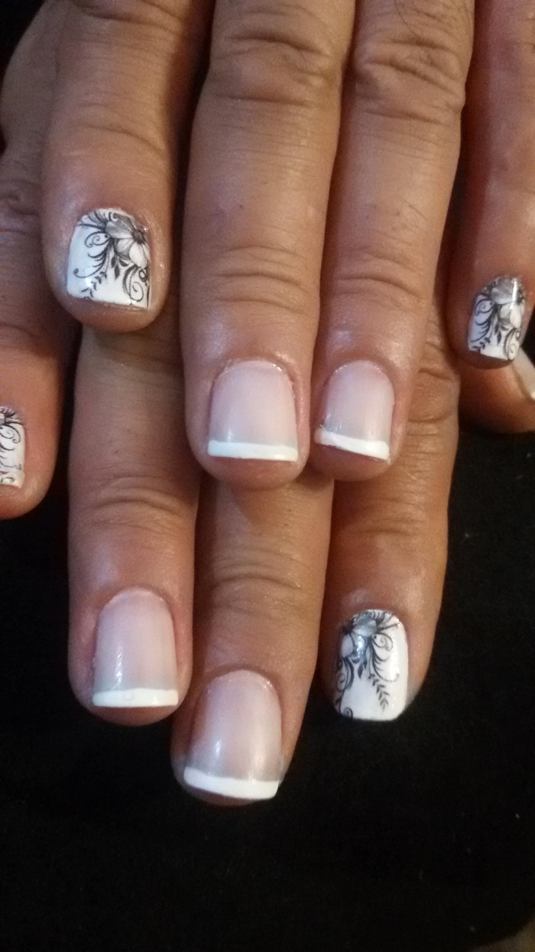 manicure e pedicure gerente recepcionista