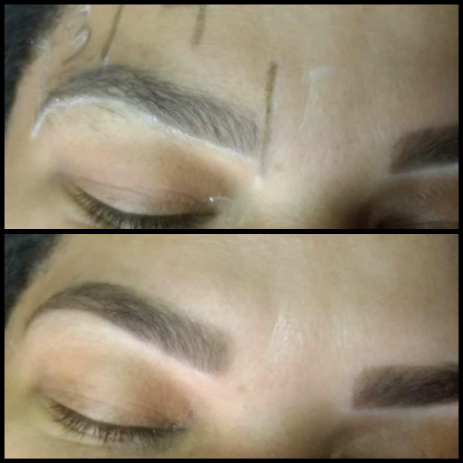 Design de sobrancelha estética maquiador(a) designer de sobrancelhas