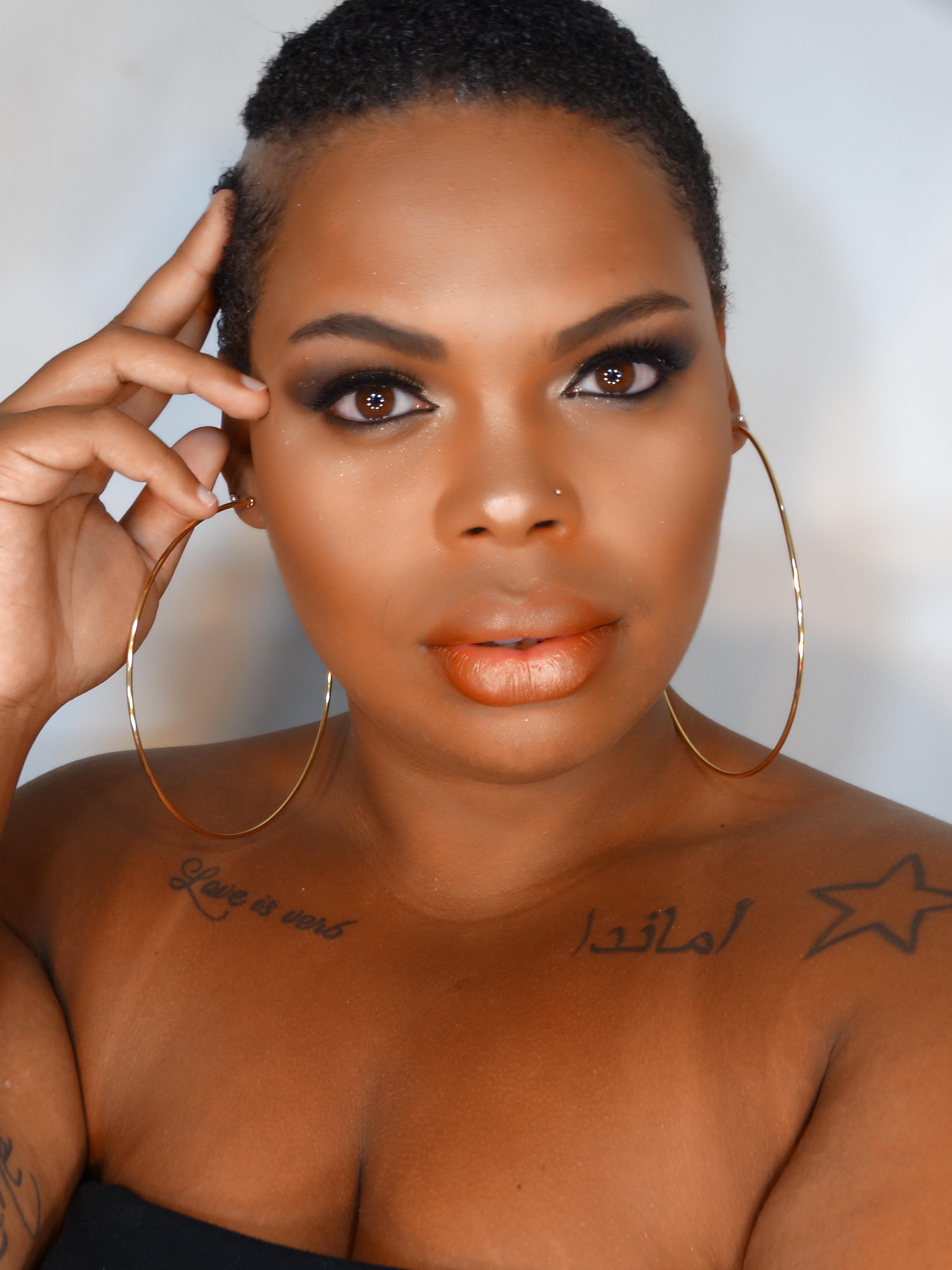 Amanda Vieira Miss Fotogenia Plus Size Carioca 2018 maquiagem maquiador(a) consultor(a)