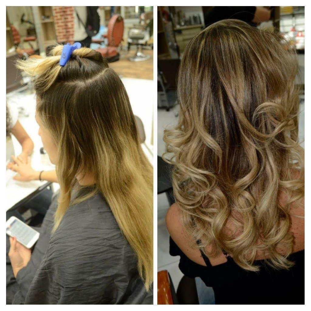 Técnicas:  Mechas com Ombré. cabeleireiro(a) stylist / visagista