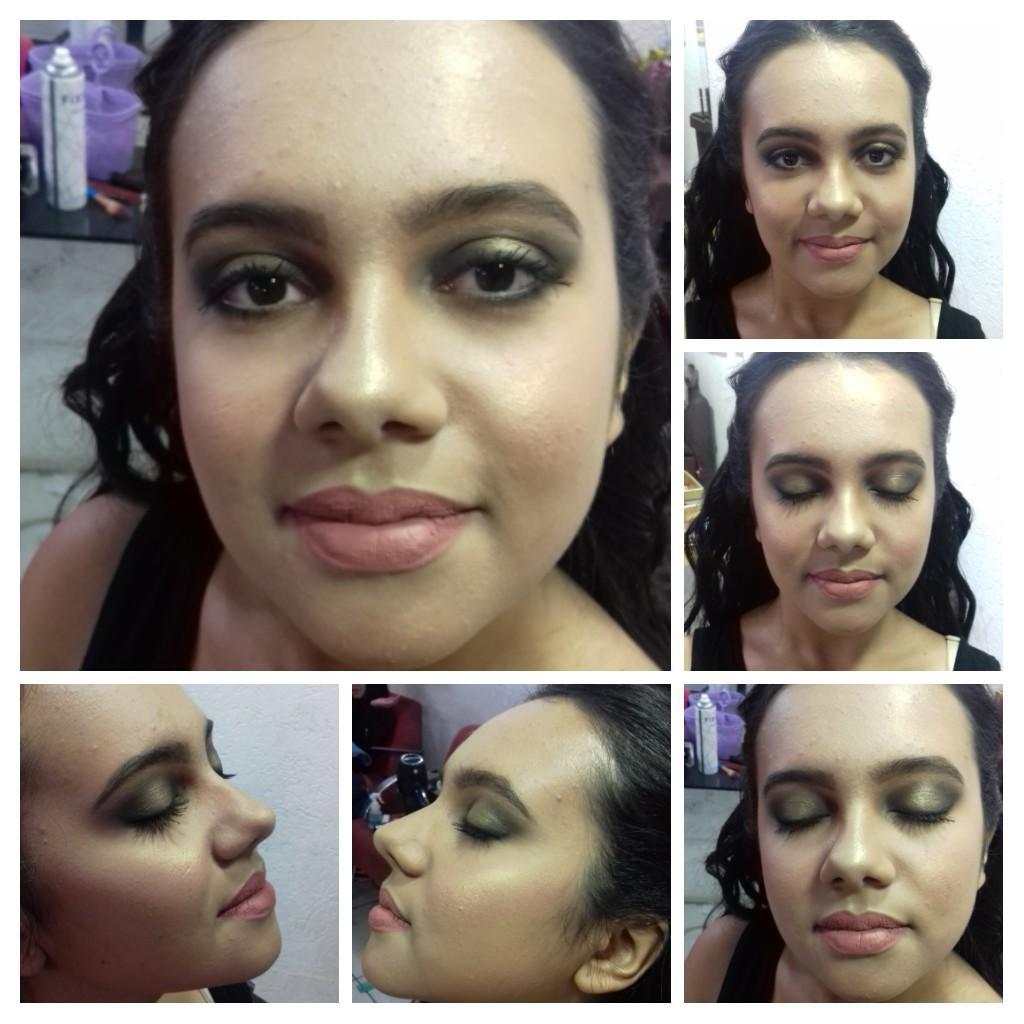 #Vamos a festa😍 maquiagem manicure e pedicure maquiador(a) auxiliar cabeleireiro(a)