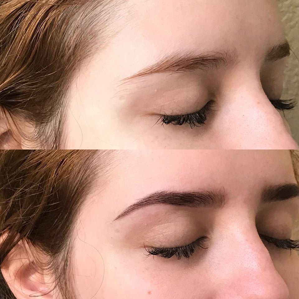 Design de sobrancelhas com aplicação de henna #sobrancelhas #designdesobrancelhas #designerdesobrancelhas #sobrancelhascomhenna  outros designer de sobrancelhas outros