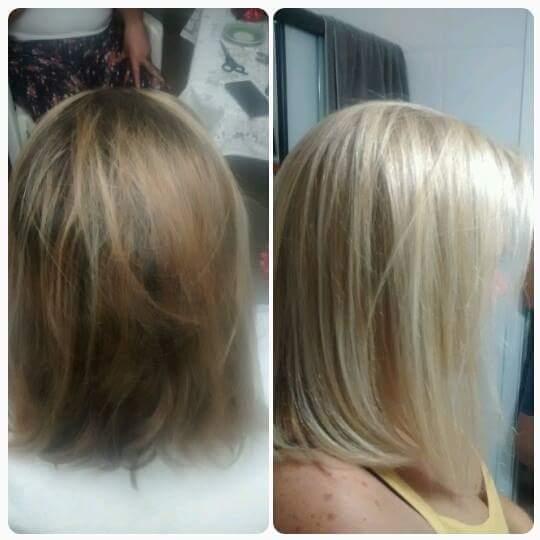 Luzes cabelo micropigmentador(a) cabeleireiro(a) maquiador(a)