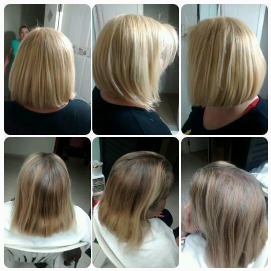 #corte e #luzes cabelo micropigmentador(a) cabeleireiro(a) maquiador(a)