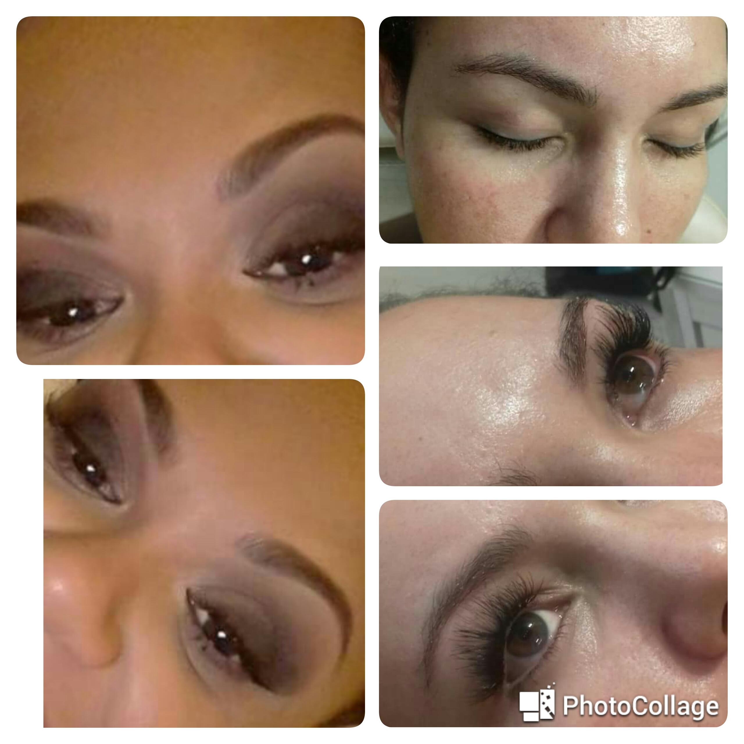 designer de sobrancelhas depilador(a) manicure e pedicure