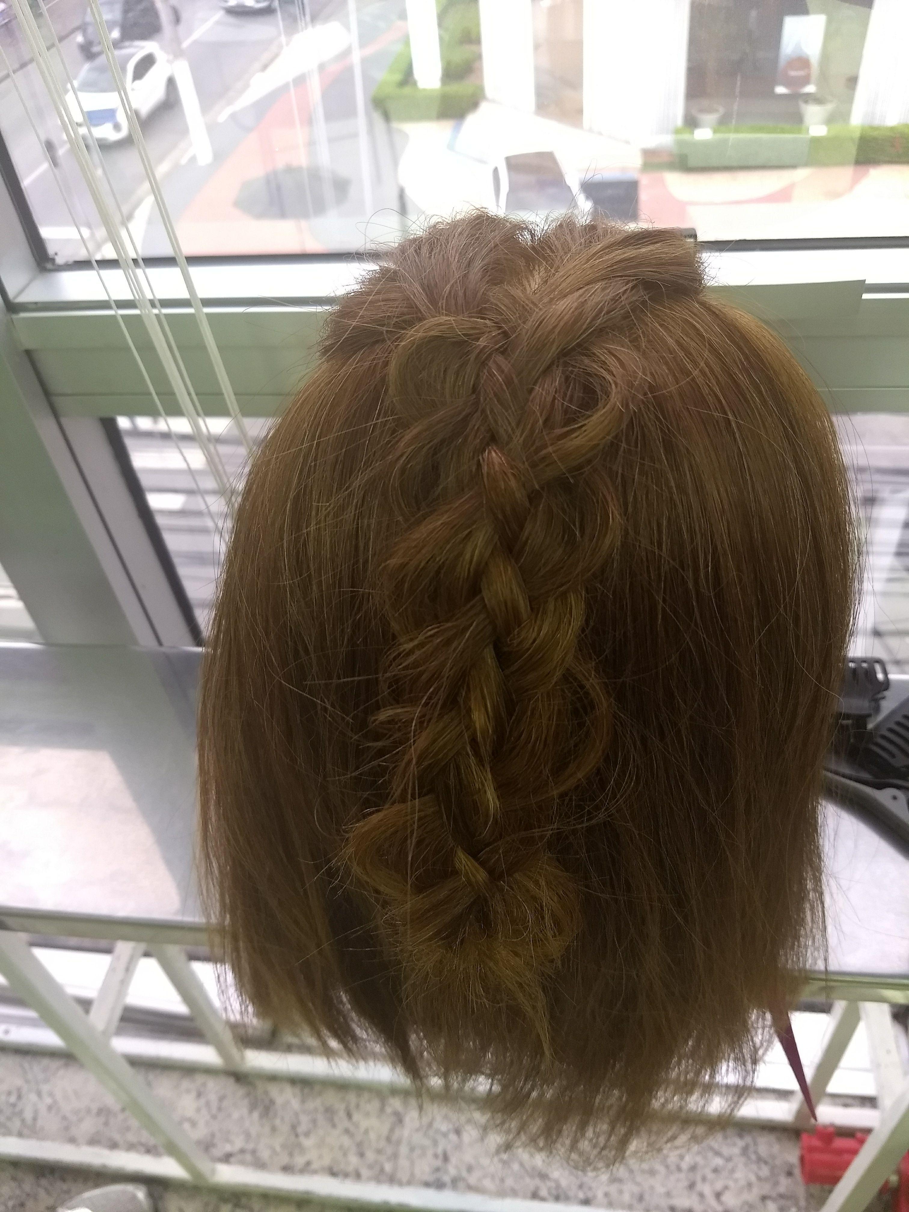 Penteados , transas cabelo auxiliar cabeleireiro(a) escovista