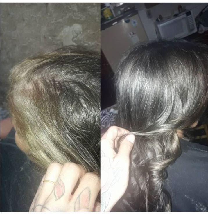 Correcao de cor. cabeleireiro(a) cabeleireiro(a)